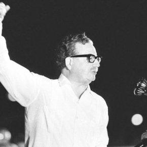 Quantos Allendes devem morrer para o povo latino perder a vergonha de sedefender?