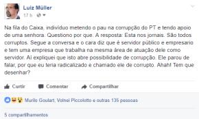 """Sobre a corrupção e o """"sensocomum"""""""