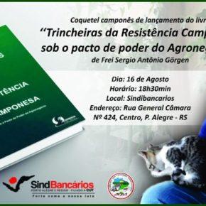 Livro resgata história de 16 anos de resistência camponesa noBrasil