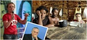 E a fome voltou ao Brasil (Por GleisiHoffmann)