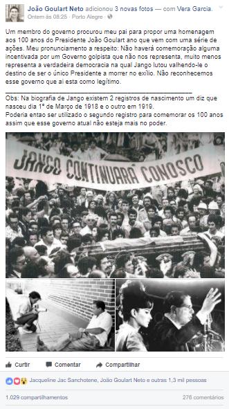 João Goular neto