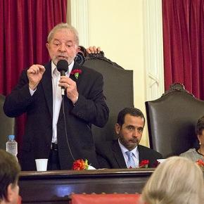 Lula diz que foi precipitado considerar atos de 2013democráticos