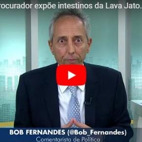 """Bob Fernandes: """"as entranhas de janot e da Lava Jato foram expostas""""(Vídeo)"""