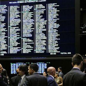 """Câmara dos Deputados:""""Distritão"""" caiu. Hoje vota o fim das Coligações proporcionais e Clausula deBarreira"""