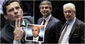 Senadores querem saber por que a lava jato blindaMeirelles