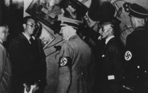 Uma horda de nazistas pasta em PortoAlegre