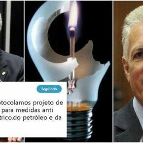 Senadores anunciam revogação das privatizações de MichelTemer
