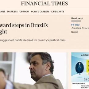 Financial Times: Impunidade tucana é ameaça aoBrasil