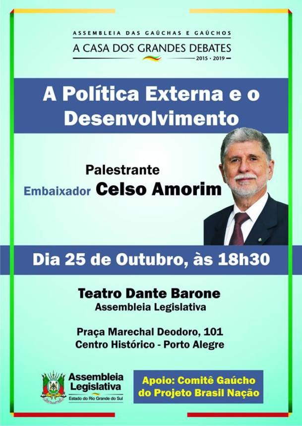 Celso Amorim