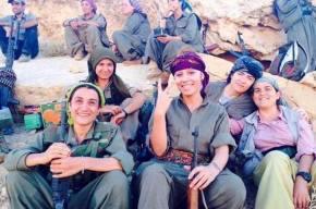 *As Mulheres que Expulsaram o Estado Islâmico deKobani