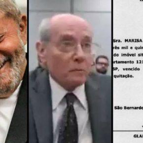 PARECER FAVORÁVEL DA RECEITA FEDERAL A LULA ESTAVA EM POSSE DO MPF-PR DESDE2016