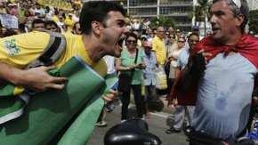 HAVERÁ MILAGRE PARA SALVAR A NAÇÃO DA CHAGA DOFASCISMO??