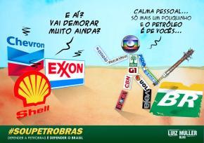 Leilão do Pré Sal: O Petróleo (já não mais) é nosso!  E nem o futuro danação!
