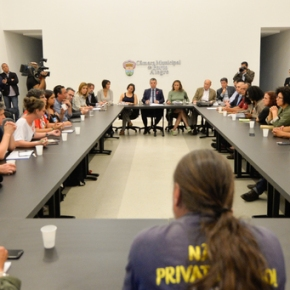 """""""Porto Alegre a deriva"""": Marchezan sofre sua maior derrota na Câmara deVereadores"""