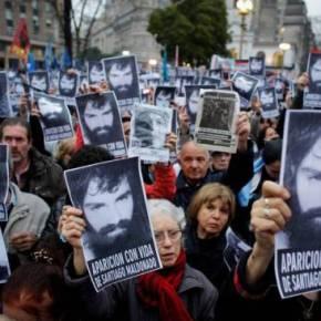 Argentina chora: Corpo é de Santiago Maldonado. Lider Mapuche era 1º desaparecido político da eraMacri