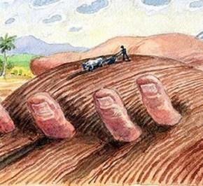 Toda a terra será capturada? (Sobre a liberação de compra de terras paraestrangeiros)