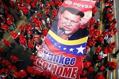 O império americano esta tentando construir um governo paralelo naVenezuela