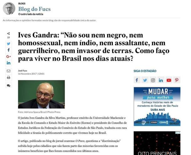Ives Gandra