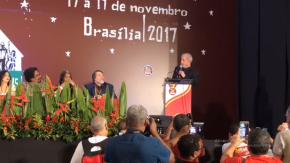 Assista e ouça o emocionante Discurso de Lula no Congresso Nacional do PCdoB(Video)