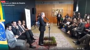 Ao Vivo: Instalação da Frente Parlamentar em Defesa do SUAS – SISTEMA ÚNICO DE ASSISTÊNCIASOCIAL