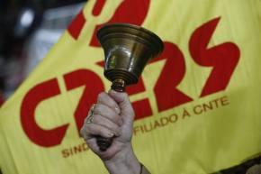 """Solange Carvalho, vice-presidente do CPERS/Sindicato: """"a arte da política exige emoção erazão"""""""