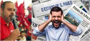 CUT denuncia outra fake news daFolha