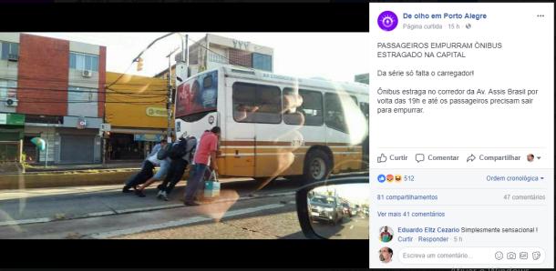 De Olho em Porto Alegre