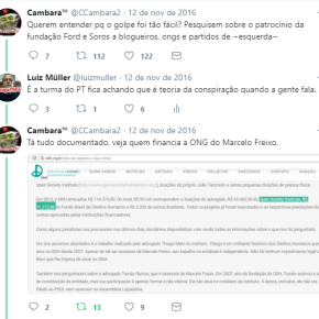 Freixo, que vetou Lula em seu palanque no RJ, é contra a unificação da esquerda.Porque?