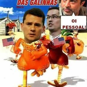 """""""A FUGA DAS GALINHAS"""" GANHA VERSÃO EXCLUSIVA PARA A """"REPÚBLICA DECURITIBA"""""""