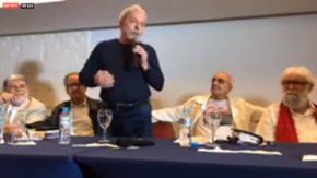 Ao Vivo: Lula em encontro com intelectuais no RJ#LulaPeloBrasil