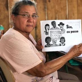 No Paraná, acampamento do MST erradica analfabetismo com métodocubano