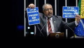 OUSADIA E VERDADE (Artigo do Senador Paulo Paim, sobre a PrevidênciaSocial)