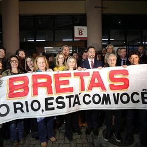 Bretas, o do duplo auxílio-moradia, aluga imóvel ao Bradesco por R$ 10mil
