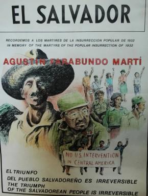 1º de Fevereiro: Há 86 anos era assassinado FarabundoMartí