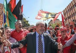 Ao vivo, Reunião do Diretório Nacional do PT e Ato de Lançamento  de Lula a Presidente daRepública