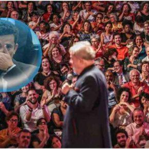 """Lula: """" Moro mentiu, a PF mentiu e a Lava Jatomentiu"""""""
