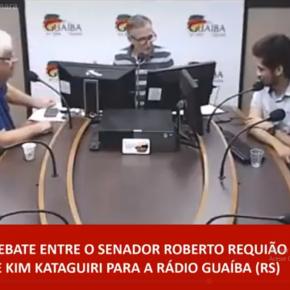 Requião dá aula sobre neo liberalismo em Programa do Juremir Machado.Assista: