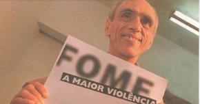 UM FOME ZERO CONTRA A VIOLÊNCIA (2) (Por SelvinoHeck)