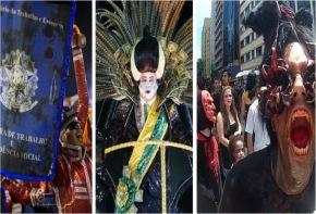 Guerra antimídia no sambódromo, zumbis no Carnaval e Grau Zero na política… mas não conte práesquerda!