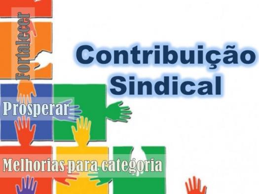 Contribuiçaõ Sindical