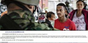 """""""Fichamento"""" de favelados: soldados, obedeçam ao general Costa eSilva"""