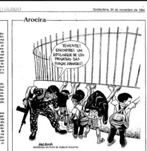 Intervenção humilha; O Globo já não se indigna (Por MarceloAuler)