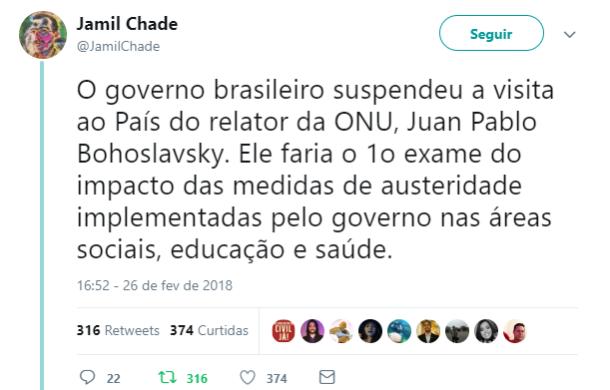Jamil Chade