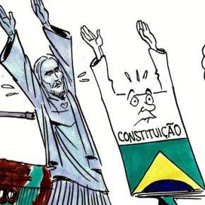 LATUFF DESENHA O ASSALTO AO RIO DE JANEIRO E AOBRASIL