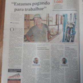 """RS: Produtores de leite e trabalhadores  pagam MUITO CARO pela """"inflação baixa"""" doGoverno"""