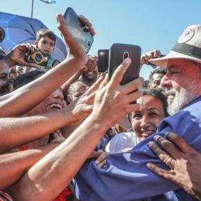 Caravana de Lula vai percorrer a Região Sul do Brasil#LulaPeloBrasil