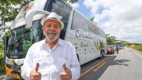 Caravana #LulaPeloBrasil na Região Sul começa por Livramento,Sta.Maria e SãoBorja