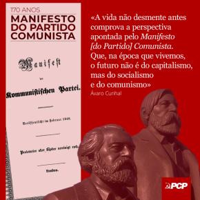 Fevereiro de 1848: Manifesto do Partido Comunista completa 170Anos
