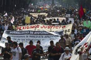 """México 11 anos de """"intervenção militar"""": 200 mil mortos, 23 mil desparecidos e o Tráfico é quemmanda"""
