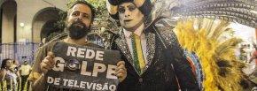 GOLPE CENSURA TUIUTI E VAMPIRÃO DESFILA SEM FAIXAPRESIDENCIAL